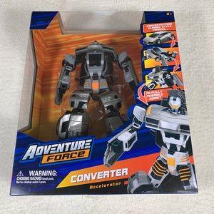 """Adventure Force Converter Accelerator 11"""" Figure"""